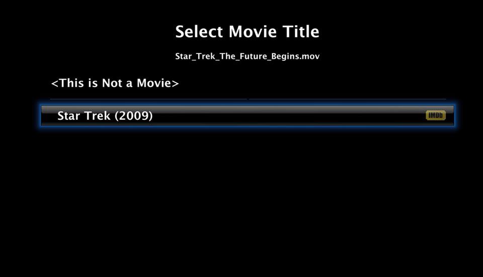 Movie chooser