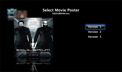 Movie Poster Chooser